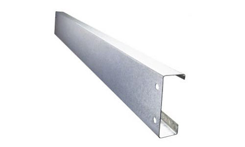 Galvanised C & Z Purlins